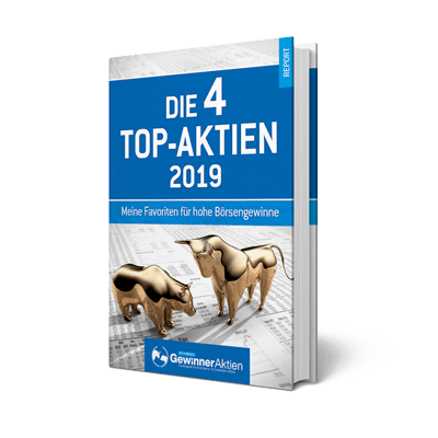 E-Book: Die 4 Top-Aktien 2019