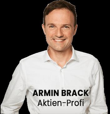 Armin Brack - Aktien-Profi - Gewinner-Aktien